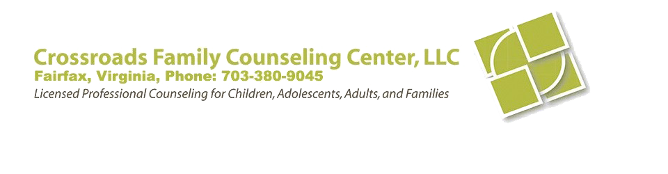 Crossroad Family Counseling Center, LLC, Fairfax VA