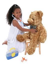girl playing doctor
