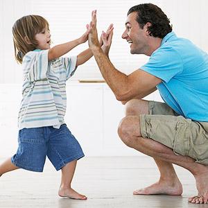 Healthy Self Esteem in your Child