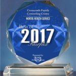 2017 Best of Fairfax Award