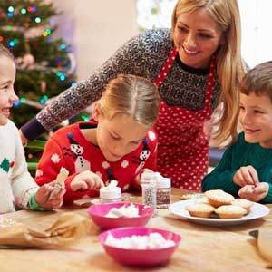 Help your Child with Holiday Stress and Anxiety