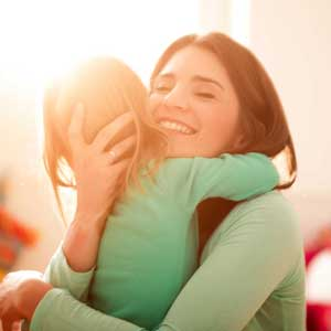 Parental Affection Supports Childhood Happiness