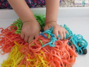 Summer fun-Sensory Play!