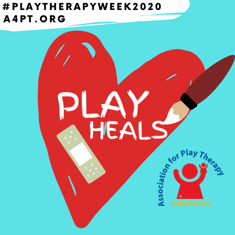 Play Therapy Heals Children