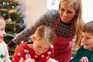 Newly divorced with kids? Here's what to know ahead of the holiday season.